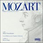 Mozart: Violin Concertos Volum 1: Concertos 1, 2 & 3