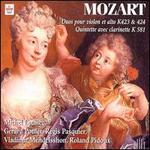Mozart: Works for Strings/Clarinet