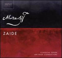 Mozart: Zaide - Allan Clayton (tenor); Darren Jeffery (bass baritone); Dominic Walsh (vocals); Ed Hughes (vocals);...
