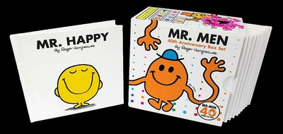 Mr. Men Box Set - Hargreaves, Roger