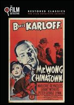 Mr. Wong in Chinatown - William Nigh