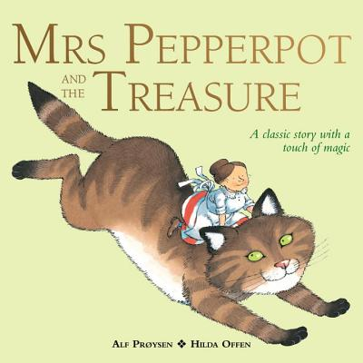 Mrs Pepperpot and the Treasure - Proysen, Alf