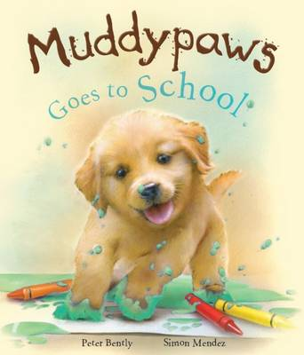 Muddypaws Goes to School -