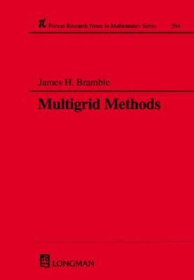 Multigrid Methods - Bramble, James H