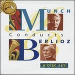 Munch conducts Berlioz - Bernard Zighera (harp); Cesare Valletti (tenor); David Poleri (tenor); Donald Gramm (bass); Doriot Anthony Dwyer (flute);...