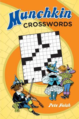 Munchkin Crosswords - Naish, Pete