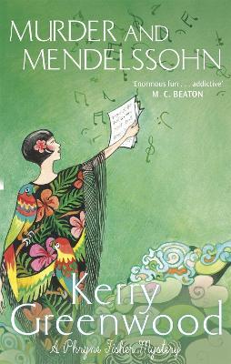 Murder and Mendelssohn - Greenwood, Kerry