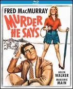 Murder, He Says [Blu-ray]
