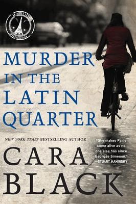 Murder in the Latin Quarter - Black, Cara
