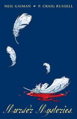 Murder Mysteries - Gaiman, Neil, and Russell, P Craig