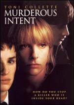 Murderous Intent - Gregory Read