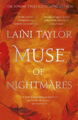 Muse of Nightmares: the magical sequel to Strange the