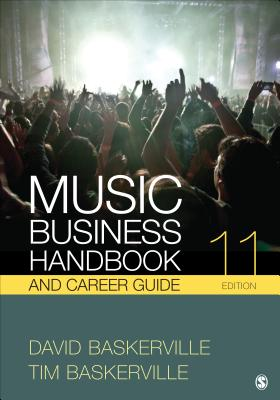 Music Business Handbook and Career Guide - Baskerville, David