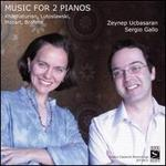 Music for 2 Pianos