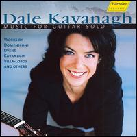Music for Guitar Solo - Dale Kavanagh (guitar)