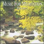 Music for Meditation, Vol. 1