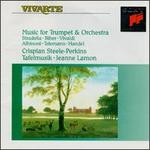 Music for Trumpet and Orchestra - Charlotte Nediger (harpsichord); Charlotte Nediger (organ); Christina Hamler (cello); Christina Mahler (cello);...
