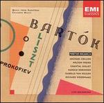 Music from Saratoga: Bart�k, Liszt, Prokofiev