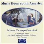 Music from South America: Mozart Camargo Guarnieri
