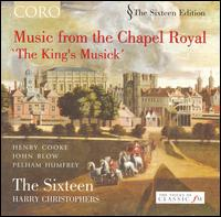 Music from the Chapel Royal 'The King's Musick' - Elin Manahan Thomas (vocals); Jonathan Arnold (vocals); Julie Cooper (vocals); Mark Dobell (vocals);...