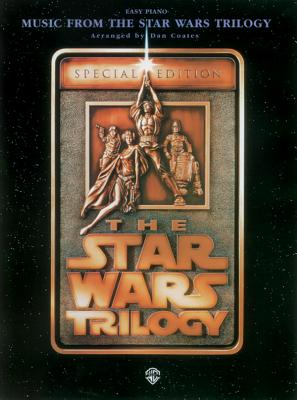 Music from the Star Wars Trilogy - Special Edition: Easy Piano - Williams, John (Composer), and Coates, Dan