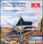 Music of Alexander Krein and Mieczyslaw Weinberg