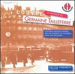 Music of Germaine Tailleferre, Vol. 2