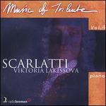 Music of Tribute, Vol. 4: Scarlatti