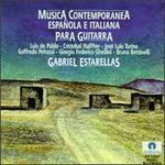 Musica Contemporanea Española d Italiana para Guitarra