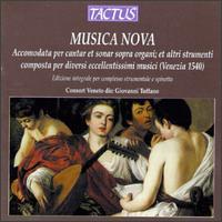 Musica Nova - Consort Veneto; Gianpaolo Capuzzo (flute); Giovanni Toffano (flute); Marco Rosa Salva (flute); Paolo Tognon (dulcian);...