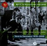 Musik in Deutschland 1950-2000, Vol. 35: Solo & Ensemble, 1970-2000