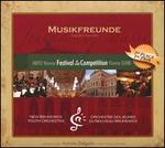 Musikfreunde: NBYO Vienna Festival and Competition Vienne OJNB