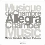Musique de Chambre Allegra Chamber Music