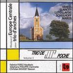 Musique d'Europe Centrale pour Trio d'anches