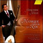 Musique pour le Roi: French Lute Music of the Baroque