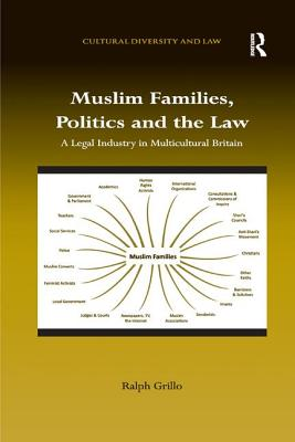 Muslim Families, Politics and the Law: A Legal Industry in Multicultural Britain - Grillo, Ralph