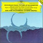 Mussorgsky: Pictures at an Exhibition; Night on Bald Mountain; Ravel: Valses nobles et sentimentales
