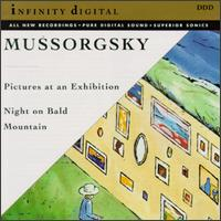 Mussorgsky: Pictures at an Exhibition; Night on Bald Mountain - Georgian Festival Orchestra; Jahni Mardjani (conductor)