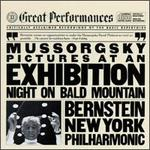 Mussorgsky: Pictures at an Exhibition; St. John's Night on the Bald Mountain
