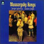 Mussorgsky Songs, Vol. 3