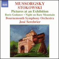 Mussorgsky-Stokowski: Pictures at an Exhibition - Bournemouth Symphony Orchestra; José Serebrier (conductor)