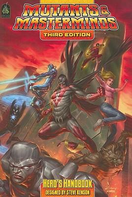 Mutants & Masterminds Hero's Handbook - Kenson, Steve (Designer)