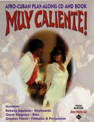Muy Caliente! - Afro-Cuban Play-Along - Hal Leonard Publishing Corporation (Creator)