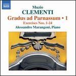 Muzio Clementi: Gradus ad Parnassum, Vol. 1