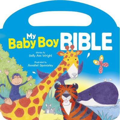 My Baby Boy Bible - Doherty, Jan Godfrey Paula