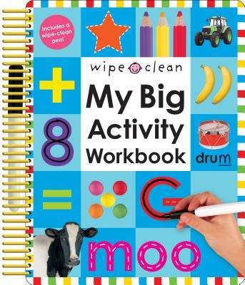 My Big Activity Work Book - Priddy, Roger