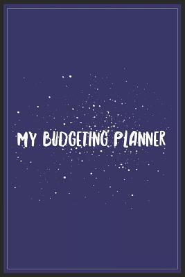 My Budgeting Planner: A5 notebook dotgrid financal journal planner organzier money notebook budget tracker family planner - Notebook, Budgeting Planner