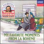 My Favorite Moments from La Boheme