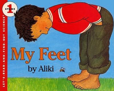 My Feet - Aliki
