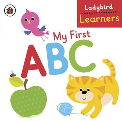 My First ABC: Ladybird Learners -